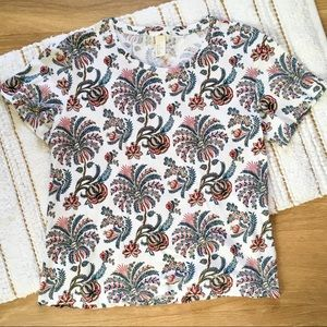 H&M Patterned Tee M